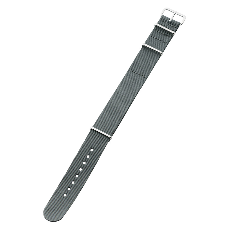 BRISTON NATO STRAP NS20 GRAY