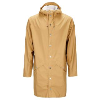 RAINS LONG JACKET KHAKI XS/S