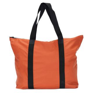 RAINS TOTE BAG RUST