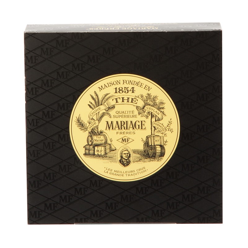 MARIAGES FRÈRES COTTON TEA BAG EARL GREY IMPERIAL TB8185
