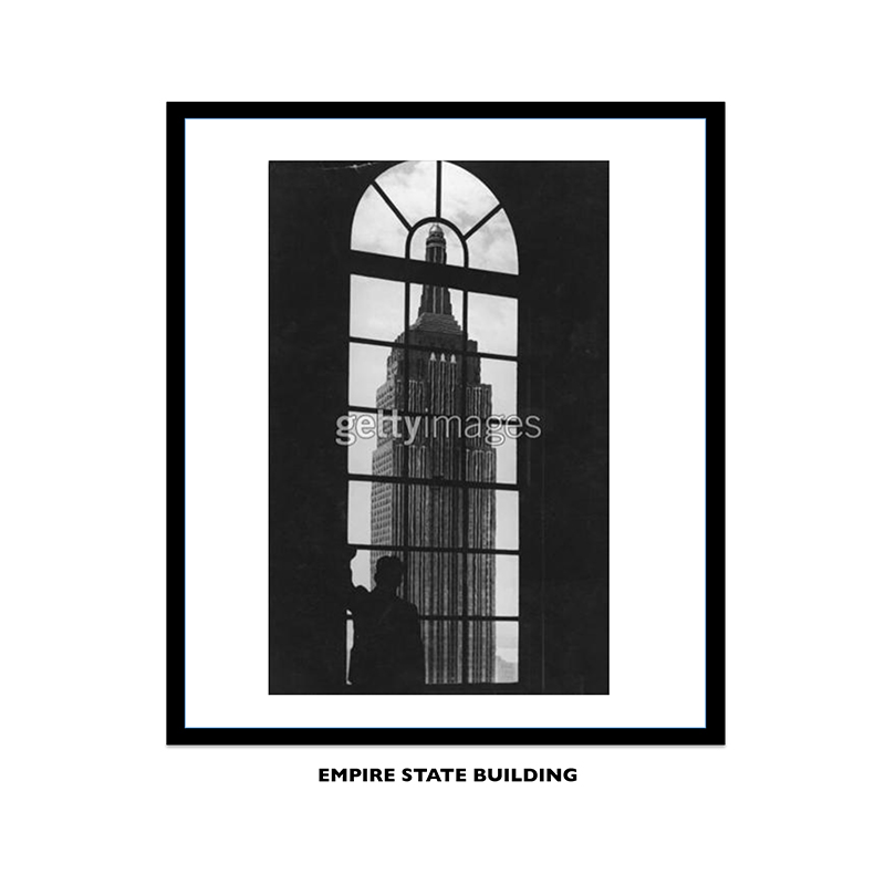 EMPIRE STATE BUILDING ( TypeA:Size1 )
