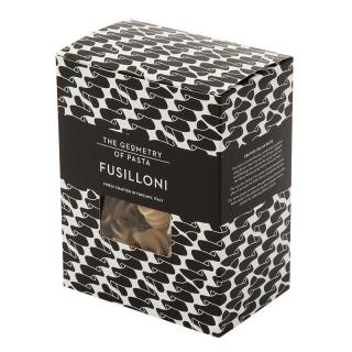 THE GEOMETRY OF PASTA FUSILLONI 250G