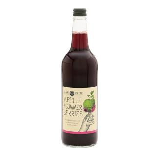 JAMES WHITE CLASIC APPLE & SUMMER BERRY 750ML