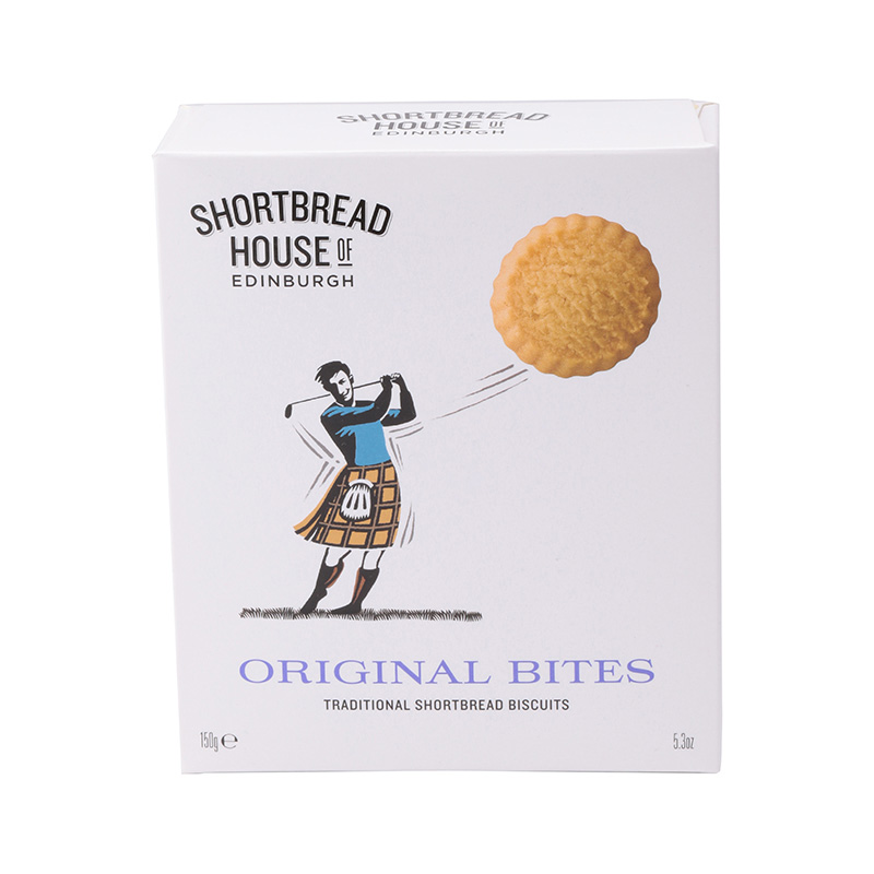SHORTBREADHOUSE OF EDINBURGH ORIGINAL BITES / GOLF