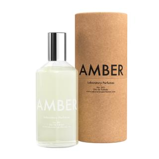 LABORATORY PERFUMES NO.001 AMBER EAU DE TOILLE 100ML