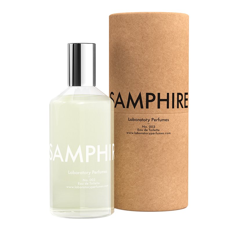LABORATORY PERFUMES NO.003 SAMPHIRE EAU DE TOILLE 100ML