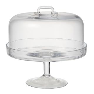 LSA SERVE CAKESTAND & DOME 25CM