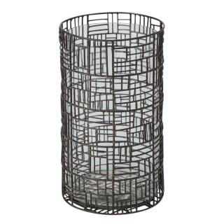 GRID DESIGN VASE LARGE