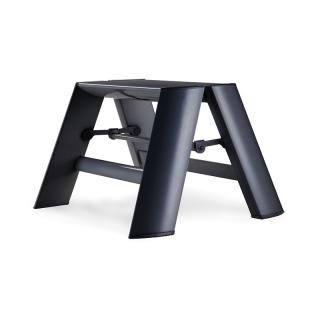 LUCANO 1 STEP STOOL BLACK