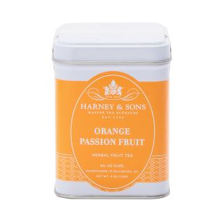H&S HERBAL FRUIT TEA ORANGE PASSION
