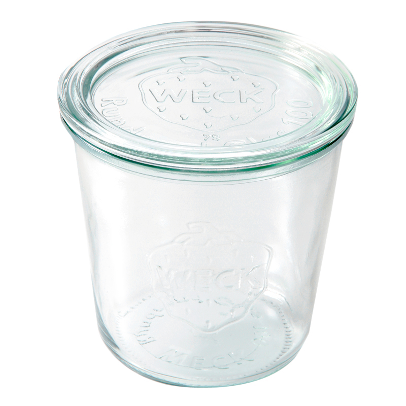 WECK MOLD JAR D110 500ML