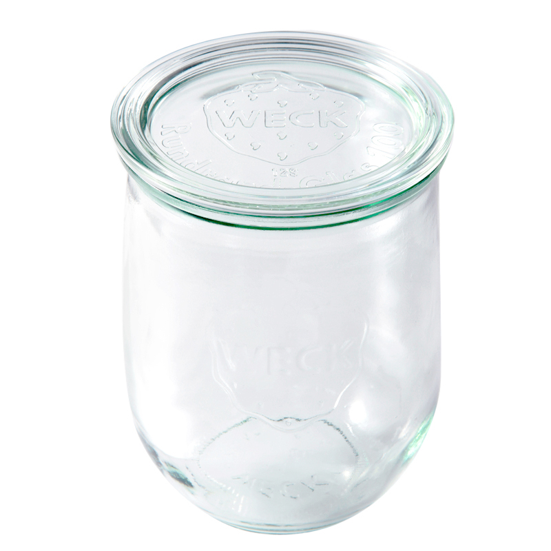 WECK TULIP JAR 1000ML