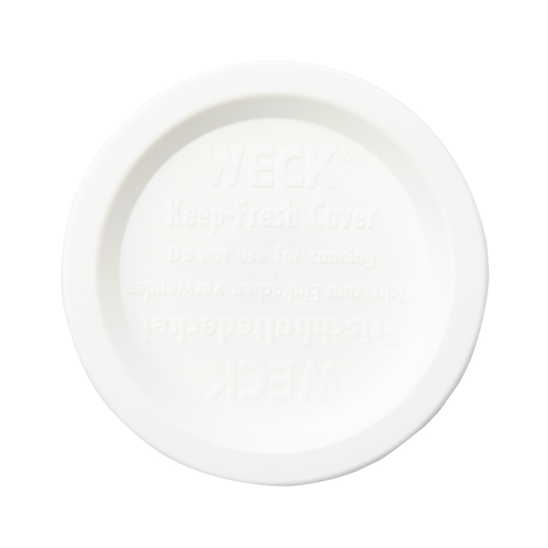WECK PLASTIC COVER L