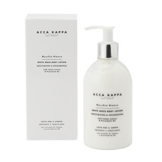 ACCA KAPPA WHITEMOSS BODY LOTION 300ML