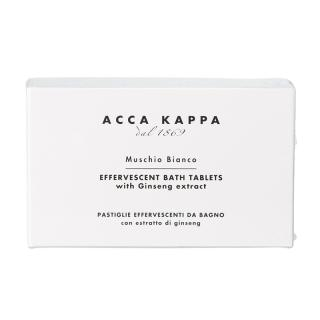 ACCA KAPPA WHITEMOSS BATH TABLET 28GX6