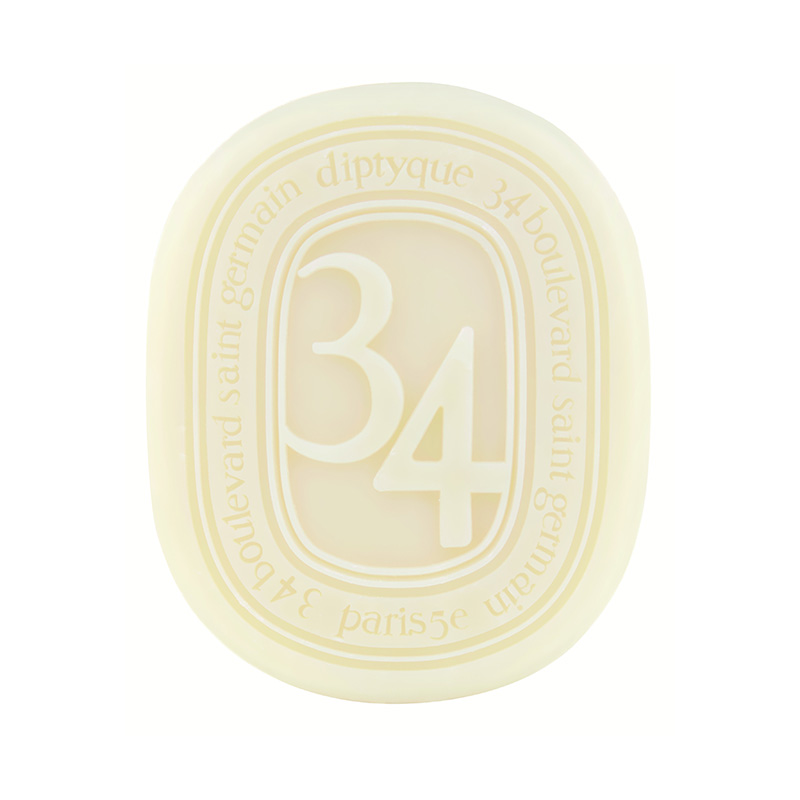 DIPTYQUE SOAP 34 BOULEVARD SAINT GERMAIN 250G