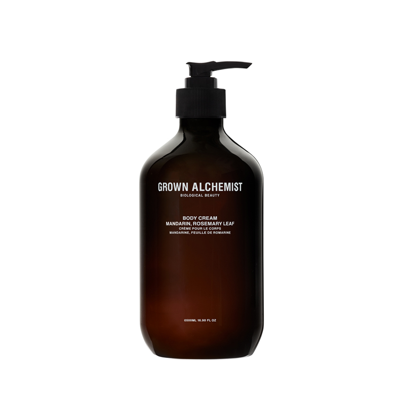 GROWN ALCHEMIST BODYCREAM MANDARIN&ROSEMARY LEAF 500ML
