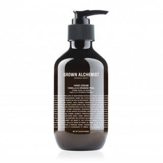 GROWN ALCHEMIST HANDCREAM VANILLA&ORANGE PEEL 300ML