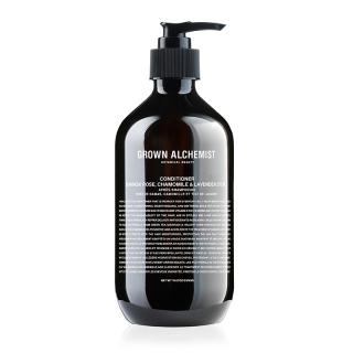 GROWN ALCHEMIST CONDITIONER DAMASK ROSE CHAMOMILE&LAVENDER STEM  500ML