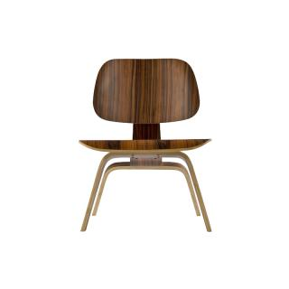 LCW OU/PLYWOOD LOUNGE CHAIR WOODLEG WALNUT