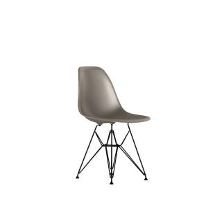 DSR BK 9J E8 / DSR SHELL CHAIR SPARROW/BLACK LEG