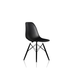 DSW BK EN ZA / DSW SHELL CHAIR BLACK/EN-BASE