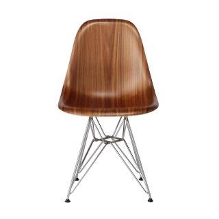 DWSR.47 OU E8 EAMES MOLDED WOOD S.CHAIR WALNUT