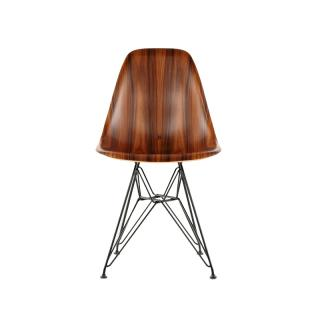 DWSR.47 9N E8 EAMES MOLDED WOOD CHAIR S.PARISANDER