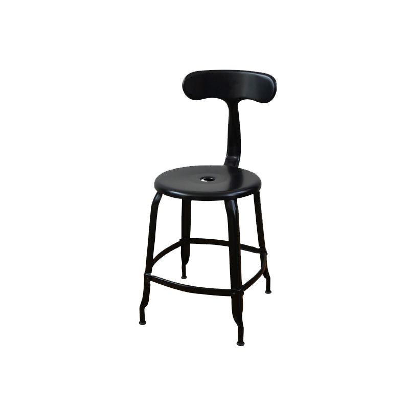 NICOLLE CHAIR 45 BLACK