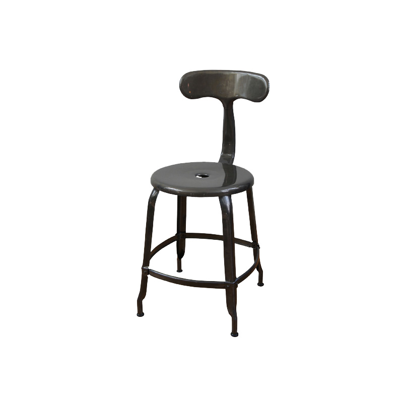 NICOLLE CHAIR 45 CLEAR