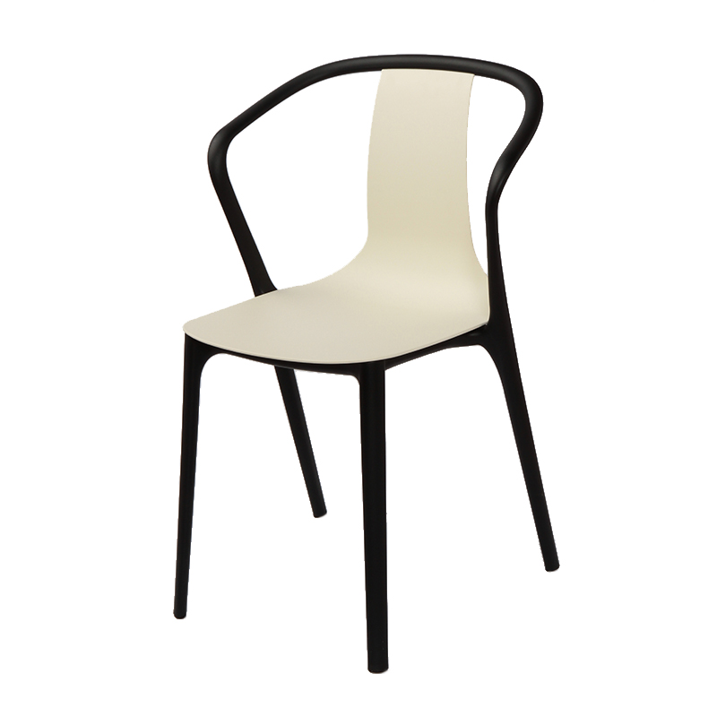 BELLEVILLE ARM CHAIR CREAM