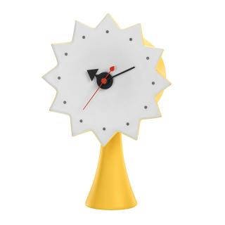 CERAMIC CLOCK MODEL2 YELLOW