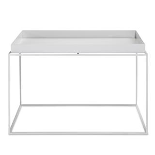 HAY TRAY TABLE COFFEE SQUARE WHITE