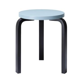 ARTEK STOOL 60 BLUE/BLACK