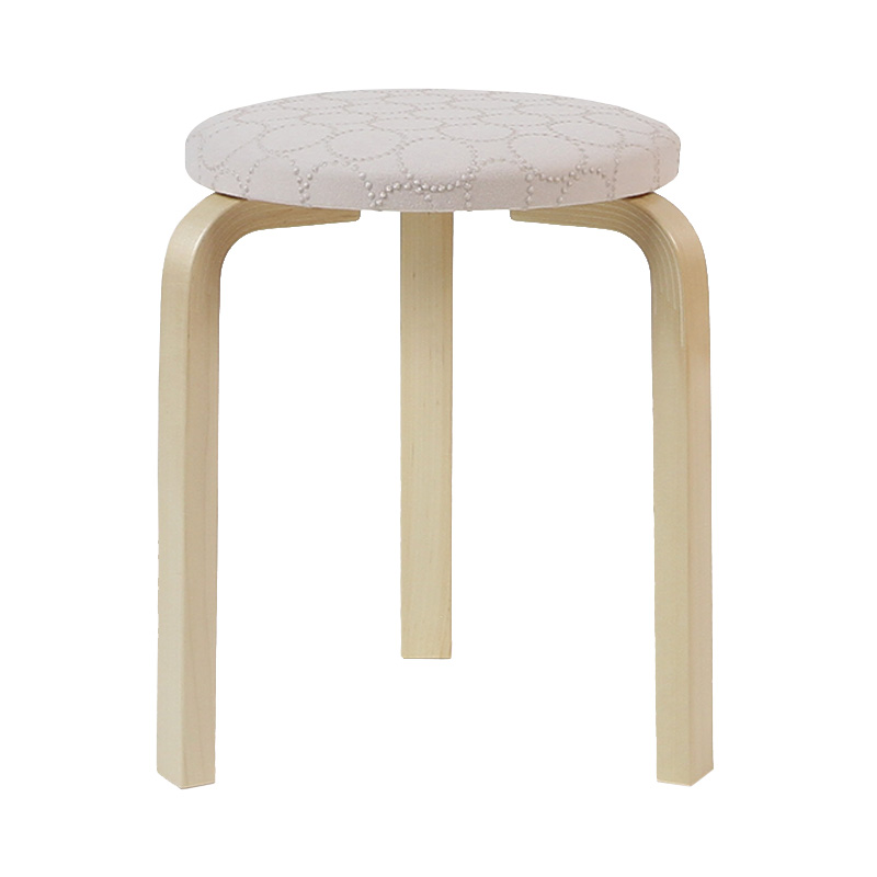 STOOL60 PINK BEIGE(if1075)/NATURAL