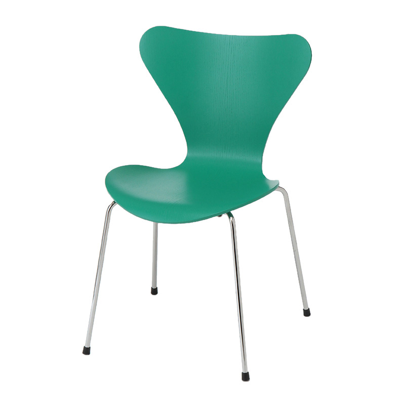 SERIES 7 CHAIR COLOURED ASH HUZUN GREEN