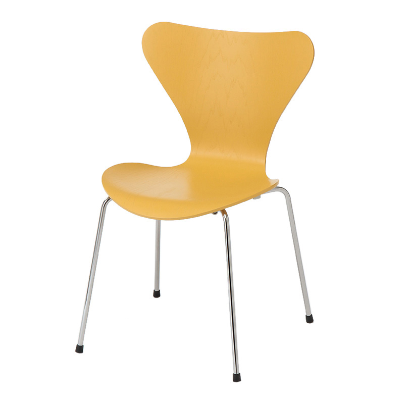 SERIES 7 CHAIR COLOURED ASH EGYPTIAN YELLOW