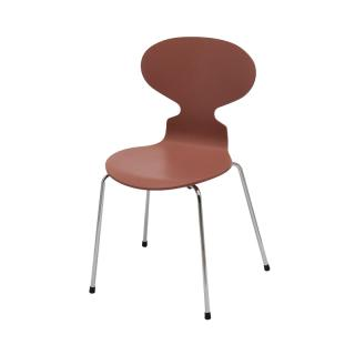 3101 ANT CHAIR 4LEG C.ASH CHOCOLATE MILK