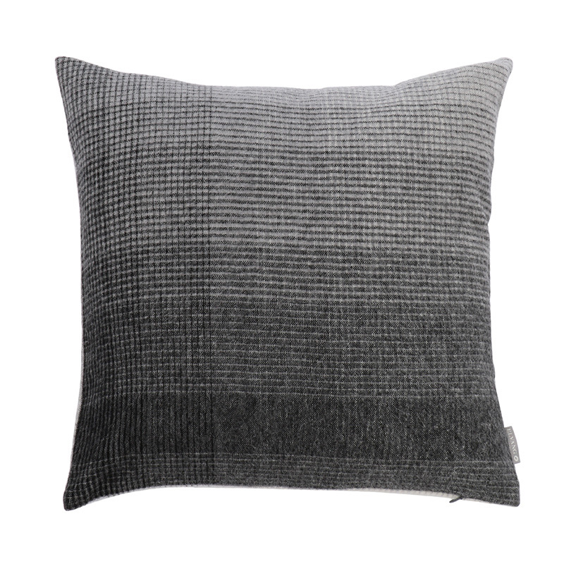 ELVANG HORIZON CUSHION COVER GREY