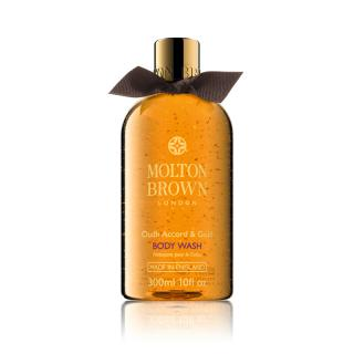 MOLTON BROWN OUDH ACCORD & GOLD BODY WASH 300ML