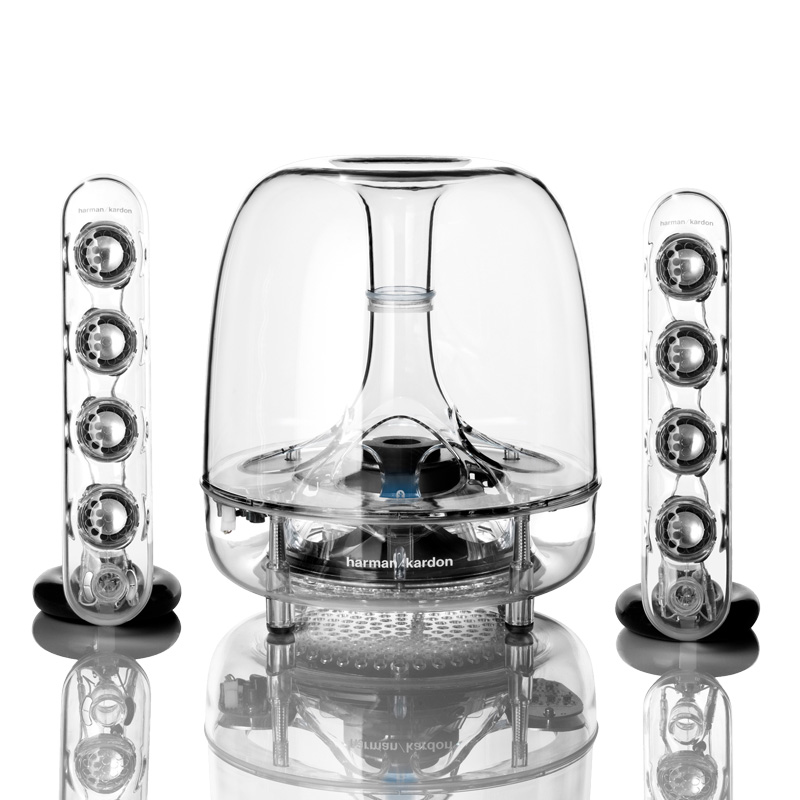 HARMAN KARDON SOUNDSTICKS WIRELESS 4968929034758