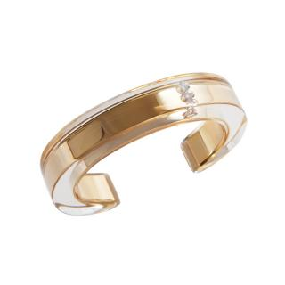 JUTIQU GLAM BANGLE 2 GOLD