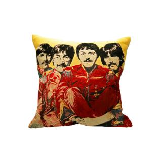 THE BEATLES COLLECTION CUSHION COVER