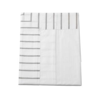 FRAME STRIPE PILLOW CASE