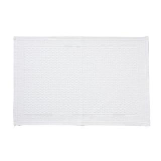 ORIGINAL PLAIN BATH MAT 90×60CM WHITE