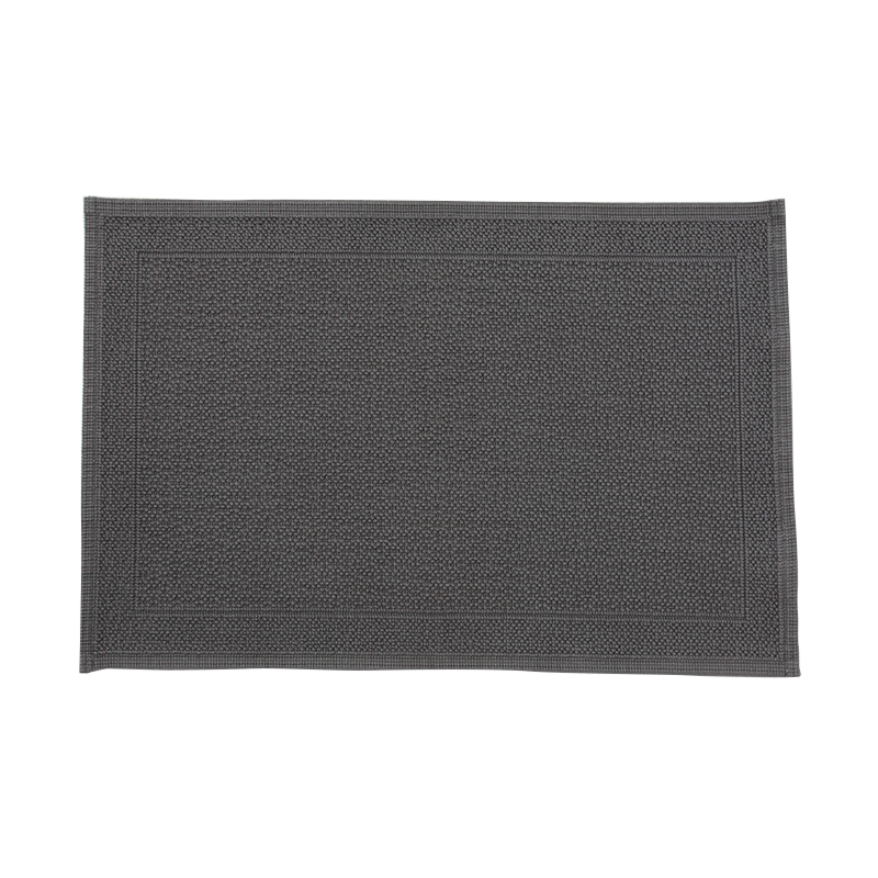 ORIGINAL PLAIN BATH MAT 90×60CM GREY