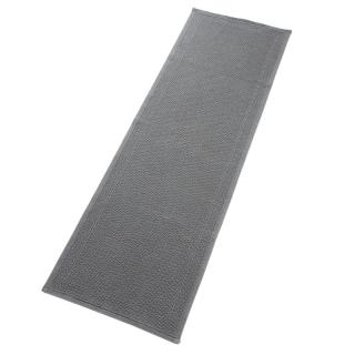 ORIGINAL PLAIN KITCHEN MAT 60X180CM GREY