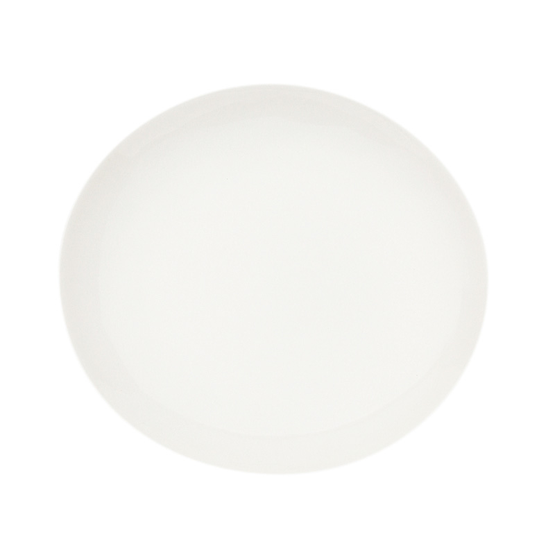 DUNE SIDE PLATE OFF WHITE