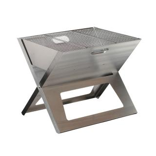 NOTEBOOK PORTABLE GRILL STAINLESS