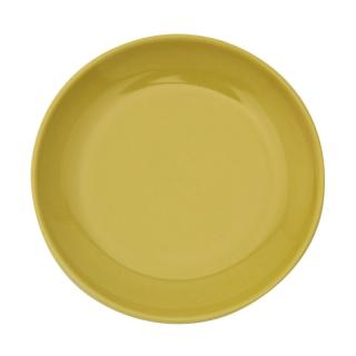 COMMON PLATE 15CM YELLOW 13204